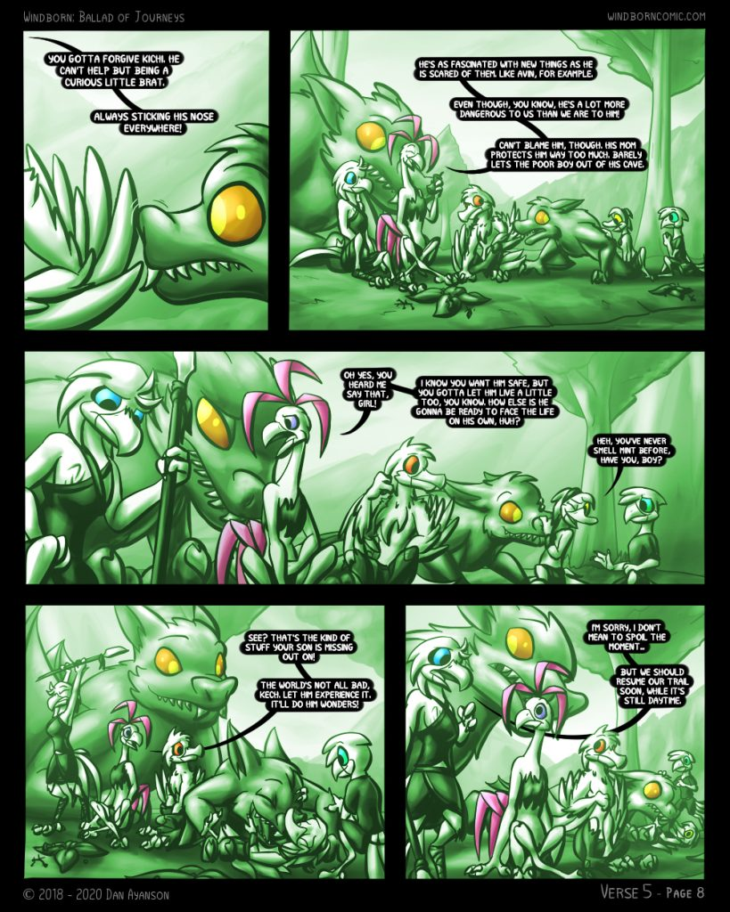 Truth or Dare - Page 8 by FeetyMcFoot -- Fur Affinity [dot